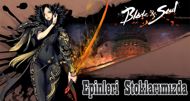 BLADE AND SOUL EPİN KODLARI
