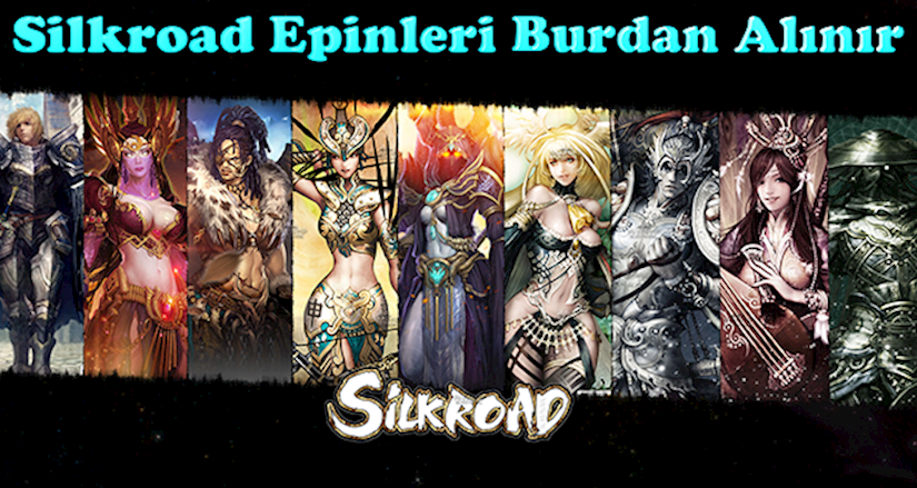 Silkroad Online Epin Kodları