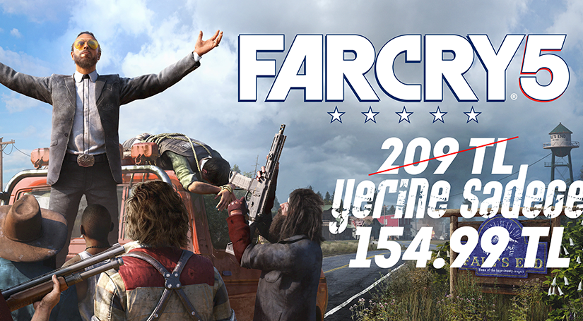 Farcry 5 Kampanyasi
