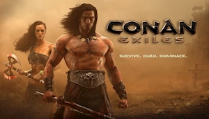 Conan Exiles Cıktı