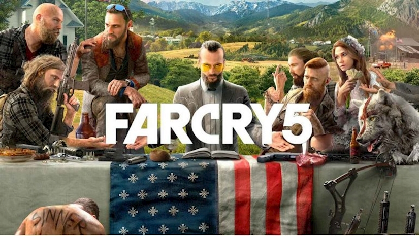 Far Cry 5 Cıktı