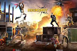 Yeni Online Shooter RockShot Haziran ayında Steam'de - Oyunone