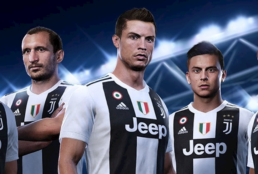 FIFA 19 RONALDO KRİZİ