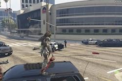 Predator olabileceğimiz yeni GTA V modu.