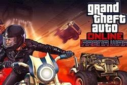 GTA Online: Arena War Çıktı!
