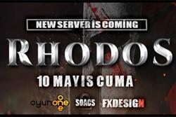 "UskoHomeko.net   YENİ SUNUCU #Rhodos""  Official 10 MAYIS Cuma 21.00!"