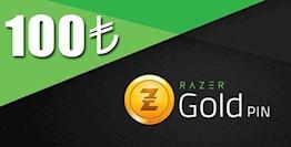 100 TL Razer Gold Pin