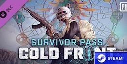 PUBG Survivor Pass Cold Front