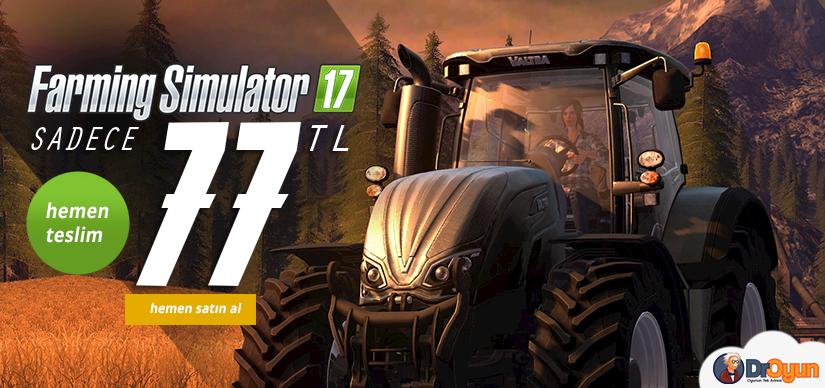 Farming Simulator Hemen Teslim.