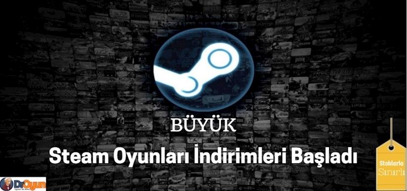 İndirimli Steam Oyunları Kampanyası ve 5 TL Steam Oyunları Kampanyası