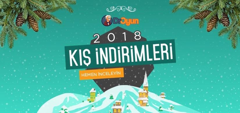 2018 DrOyun Kış İndirimleri Başladı!