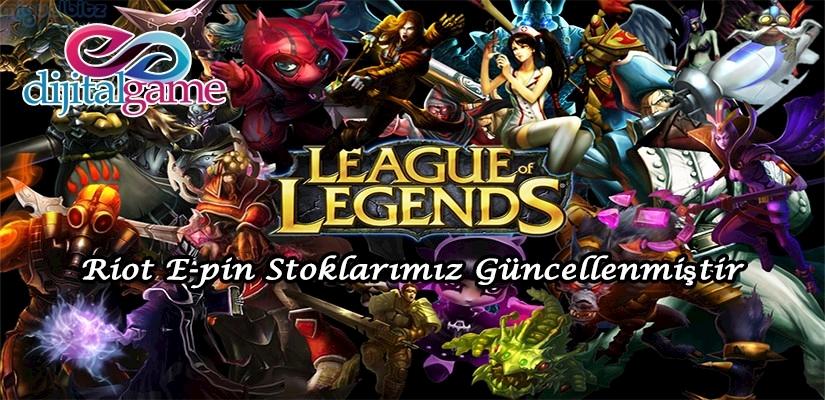 League of Legends Riot Point