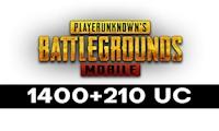 1750 + 263 PUBG Mobile UC