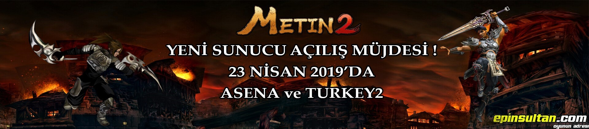 Metin2 Yeni Sunucular