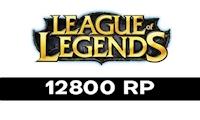 League Of Legends 12800 Riot Points