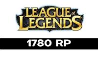 League Of Legends 1780 Riot Points
