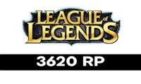 League Of Legends 3620 Riot Points