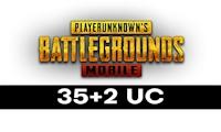 35 + 2 PUBG Mobile UC