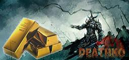 Deathko Gold Bar