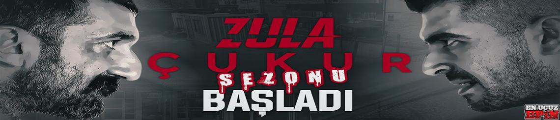 Zula'da Yeni Çukur Haritası