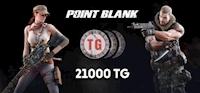 Point Blank 21000 TG (%5 Bonus)