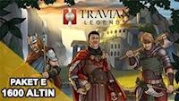 Travian Paket E 1600 Altın