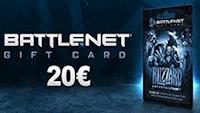 20 Euro Battle Net Gift Card