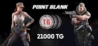 Point Blank 21.000 TG