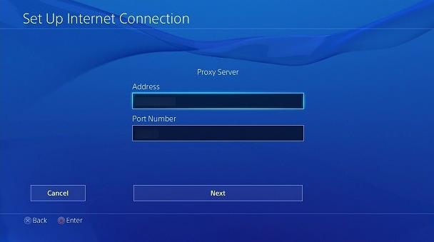 Proxy sunucusunun IP'sini ve «Port Numarası» alanına - proxy'den HTTP / HTTPS portunu girin
