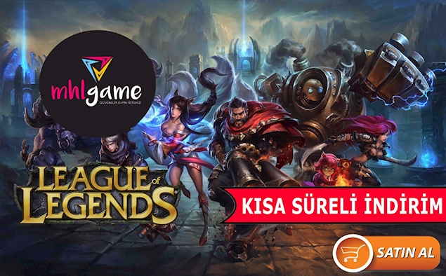 League of Legends E-Pinleri Kısa Süreli İndirimde !