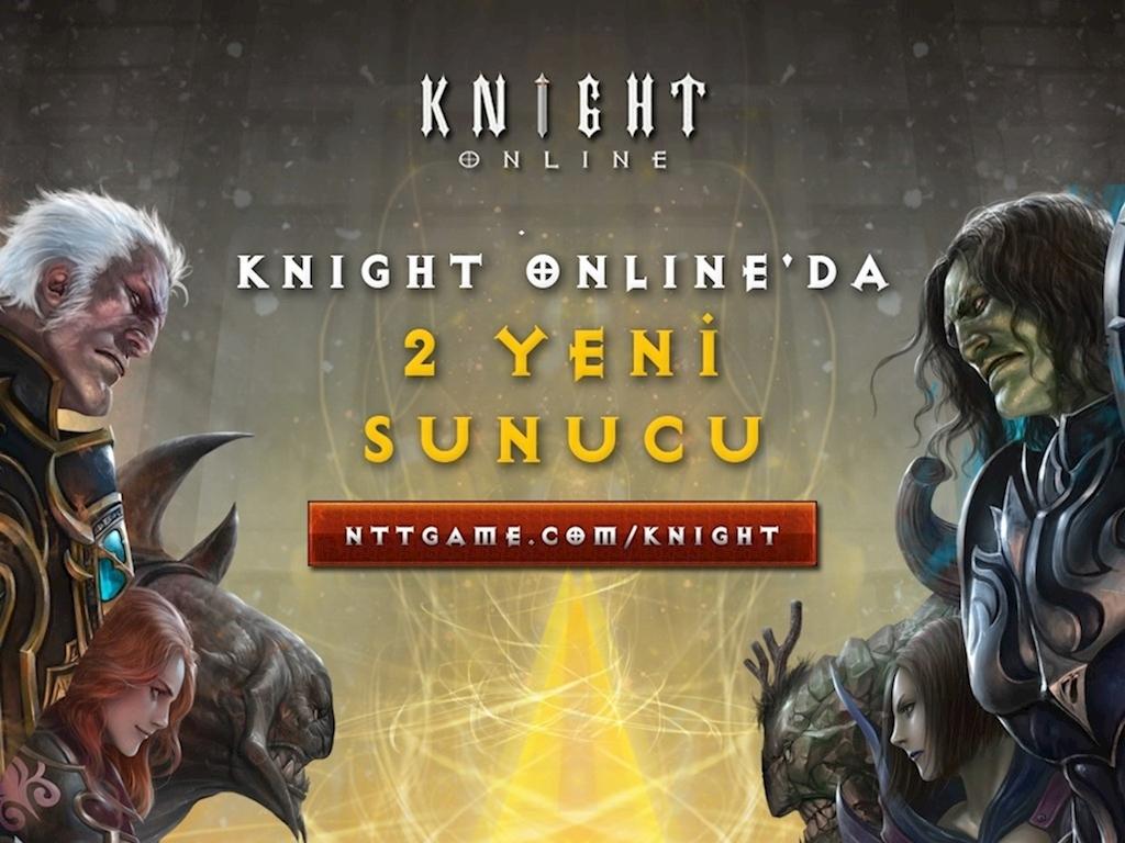 Knight Online Yeni Sunucu