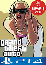 GTA Üçlemesi Ps4