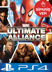 Marvel Ultimate Ps4
