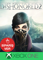 Dishonored 2 X-box