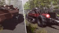 """Yeni çıkan simülasyon oyunu """"Dieselpunk Wars Prologue"""" Steam'de ücretsiz!"""