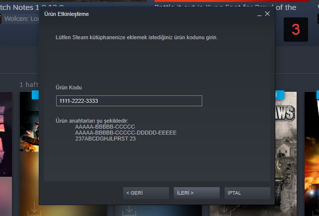 Oyun Keyi - PC Oyunları, Steam Key, Origin Key, Uplay Key, Xbox, PS