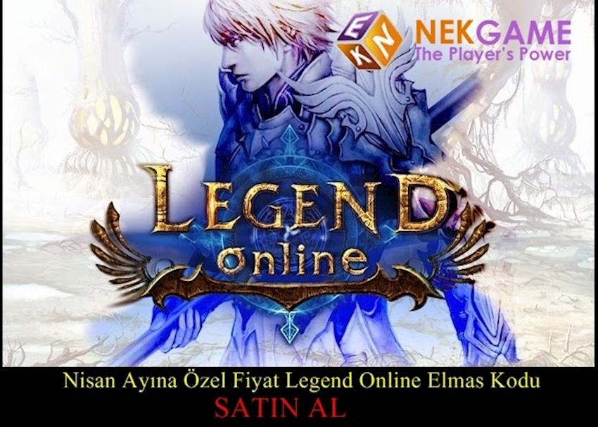 Legend Online Elmaslarında Fiyat Avantajı Sizleri Bekliyor !!!