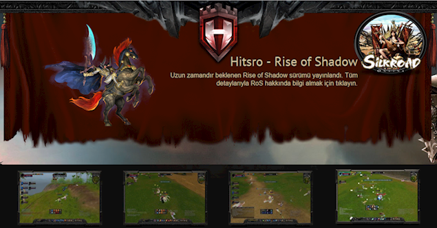 Hitsro Silkroad Pvp Serverı