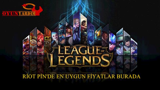League Of Legends Rp
