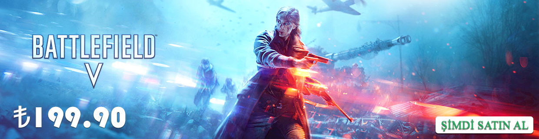 Battlefield 5 En Uygun Fiyat ile GameHarbor'da Satışta!