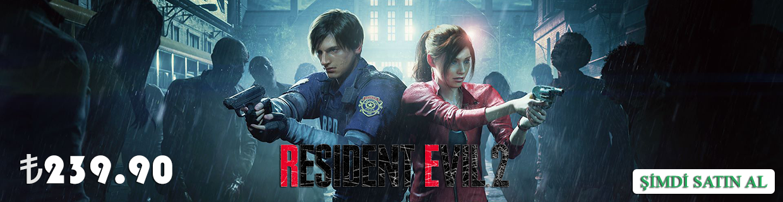 Resident Evil 2 En Uygun Fiyat ile GameHarbor'da Satışta!