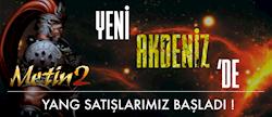 Metin2 Akdeniz Serverı Açıldı!