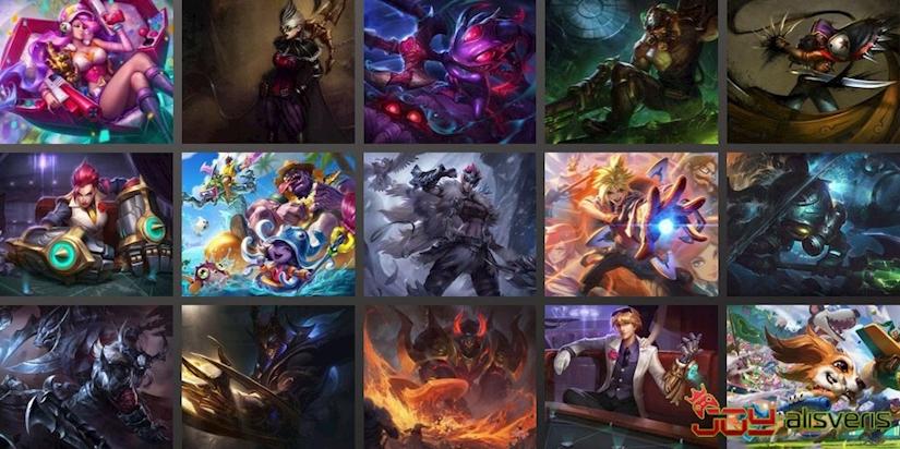 League of Legends 7 Ekim'e Kadar Geçerli Şampiyon ve Kostüm İndirimleri