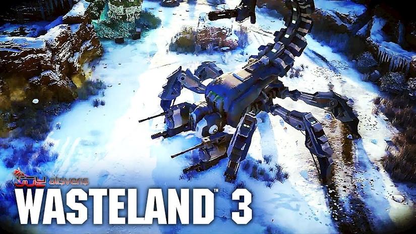 Wasteland 3 Çıkış Tarihi Belli Oldu!