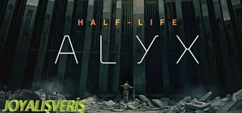 Half Life: Alyx Çıkıyor!