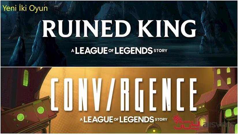 League of Legends Yapımcısı Riot Games Yeni Oyununu Duyurdu!