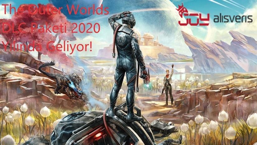The Outer Worlds DLC Paketi 2020 Yılında Geliyor!