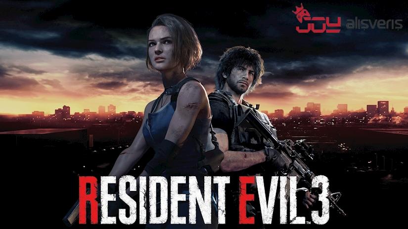 Resident Evil 3 Ön Siparişte!