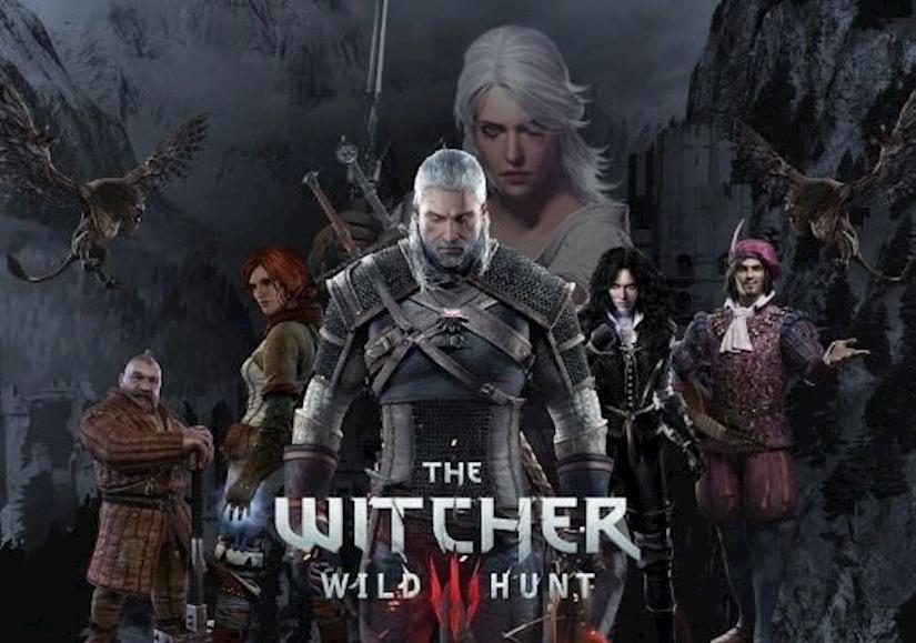 The Witcher 3, Oyuncu Rekoru Kırdı!
