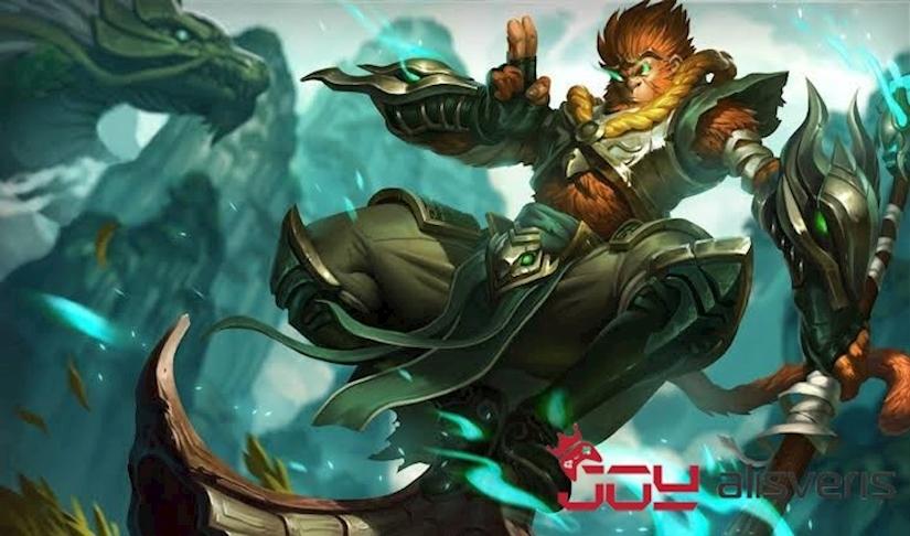 League of Legends 10.2 Yama Güncellemesi ile Wukong'u Dengeleyecek